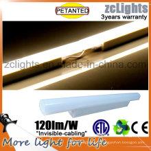 Novas luzes T5 patenteadas T5 luminárias
