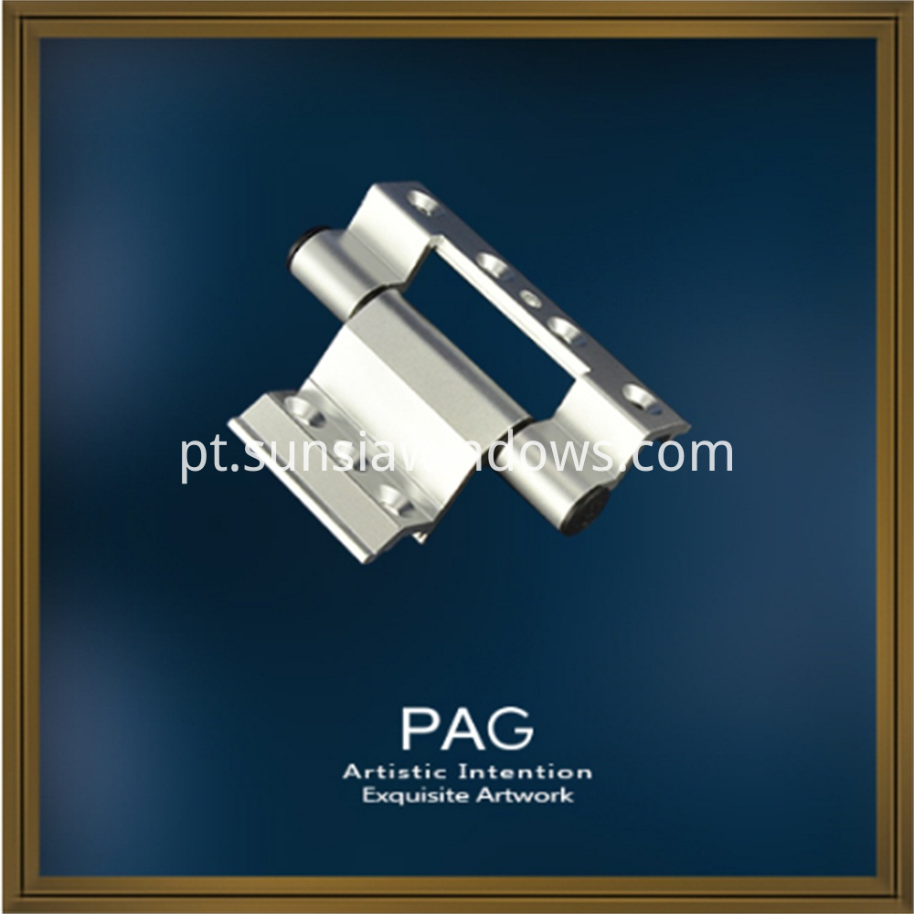High Quality Soft Close Window Pivot Hinge