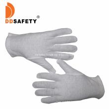 100% Bleach Cotton or Interlock Gloves Reversible with Hem