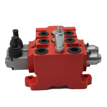 hydraulic sectional valve in USA
