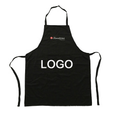 Festival promotional plain cotton canvas restaurant cafe kitchen apron