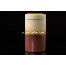 Ceramic Pu Er Tea Canister / Caddy