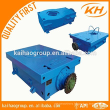 API ZP series Rotary Table For Drilling Rig Parts