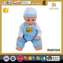 Divertido 16 pulgadas de juguete muñeca de bebé