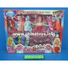 Preciosos juguetes de plástico para muñecas Gril (876603)