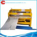 Trusty Performance Flattening Machine with Automatic Slitting & Cutting Device