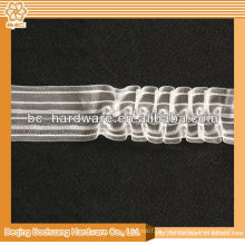 2014 transparentes Vorhangband, hochwertiges Vorhangband