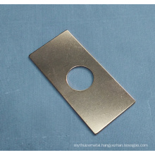 High Quality Stamping Parts Brass Slice
