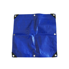 Dapoly customized color waterproof tarpaulin sizes and price list