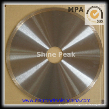 Hot Sell Diamond Saw Blade for Agate Cutting