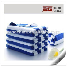 High Quality 16S Yarn Dyed Colorful Wholesale Luxury Beach Towels