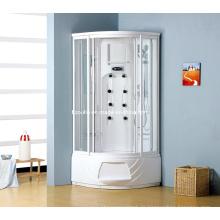 Duschraum mit ABS-Rückwand (SC-107)