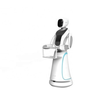 Waiter Robot Delivery Food for Hotel