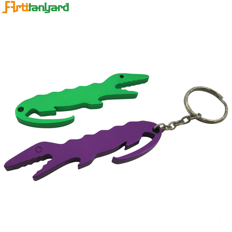 Cool Bottle Opener Keychain