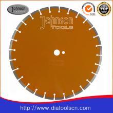 Lame de diamant 400 mm: lame de coupe circulaire pour béton armé