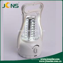 Nueva linterna solar mini LED de diseño para exteriores
