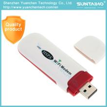 O mais recente modem 3G na placa de rede sem fio USB