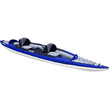 Angeln Kajak einfach, leicht zu transportieren, ideal für Schlauchboot Angeln