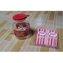 A prueba de calor microondas palomitas de maíz Popper/maíz Popper/máquina de las palomitas Popcornmaker