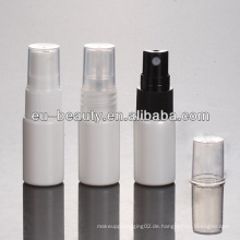 10ml transparente PET-Plastikflasche mit Sprühpumpe