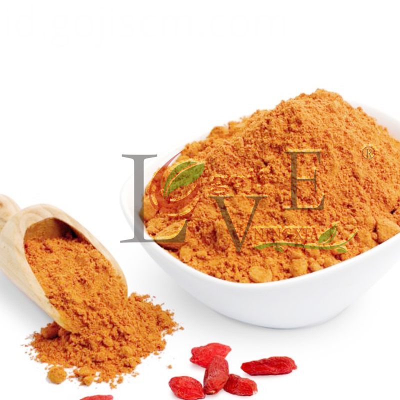 Unique Nutritious Goji Powder cosmetic