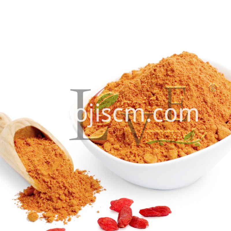 Nutrious Herbal Goji Powder for sale