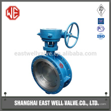 Ductile iron butterfly valve 6 inch
