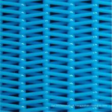 Bom e barato tecido de malha espiral de poliéster de malha de laço
