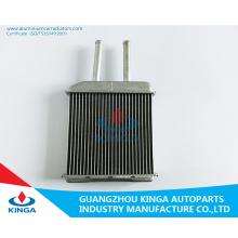 Радиатор теплообменника Chevrolet Авто запасной части Алюминиевый радиатор