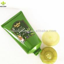 Label tube cosmétique, tubes flexibles