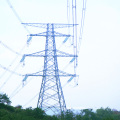 220kv Double Circuit Straight-Line Power Transmission Tower