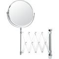 Akkordeon Wand Klapp-Make-up-Spiegel
