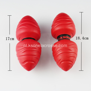 Draagbare Peanut Shape Ball Triger Point Massage Ball