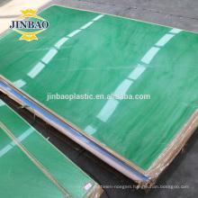 china wholesale construction 3mm wave patterned acrylic sheet