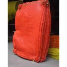 Malha saco vegetal 50X80cm laranja
