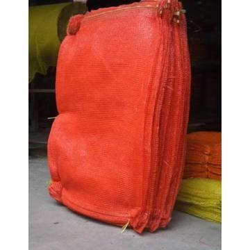 Mesh-Tasche für Gemüse 50X80cm Orange