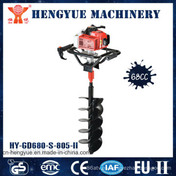 Máquina de perforación de orificios de tierra