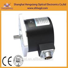 Shanghai codificador de la fábrica S65F pesados Rotary Encoder 1200 pulso 1200ppr