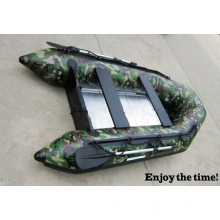 Камуфляжный цвет с горячими продажами надувная лодка серии Sm, лодка из ПВХ по конкурентоспособной цене, речная лодка, дрейфующая лодка с маркировкой CE China