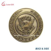 Antigua moneda del recuerdo de la historia para Material de la aleación del cinc