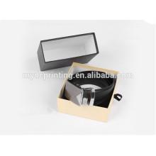 Boîte de papier de ceinture de curseur imprimé par logo imprimé personnalisé