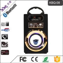BBQ KBQ-08 10W 800mAh 2017 Hot Selling Professional Portable Karaoke Bluetooth Speaker