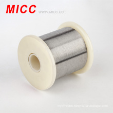 MICC Nickel nichrome alloy wire Cr20Ni80 heating resistance