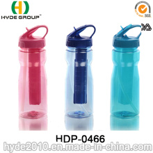 Tritan Sport Water Bottle with Straw and Ice Sticker (HDP-0466)