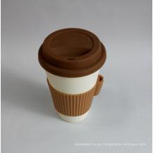 (BC-C1034) Copo de café de alta qualidade da fibra de bambu