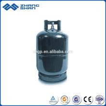 Cylindre de GPL de réservoir de gaz vide de haute performance 6kg pour le Ghana