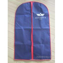 Пользовательские печатные Non Woven сумка костюм, PP Garment Bag (HBGA-49)
