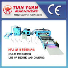 Automatic Quilt Making Production Line
