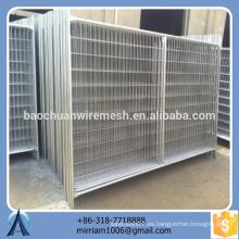 Panel de cerca temporario galvanizado caliente caliente de la alta calidad