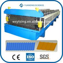 YTSING-YD-000200 Pasado CE & ISO 45 # Forja rodillo automático de doble capa de acero que forma la máquina, doble capa que hace la máquina